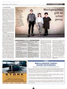 24-4-2014 Mallorca Zeitung